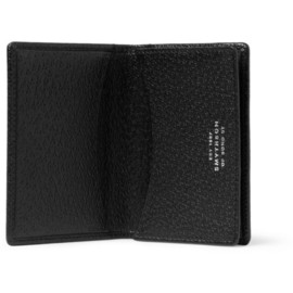 Smythson - Leather Business Card Case