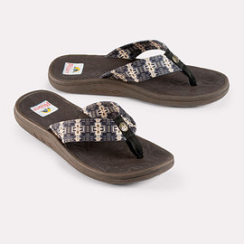Pendleton - MENS SURF PLAID SANDALS, ORIGINAL SURF PLAID, large