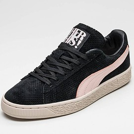 ... PUMA - Suede Valentine  His  - Black Veiled Rose Birch ... ccc69f2e5