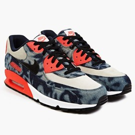 Nike - Air Max 90 Denim QS Sneakers