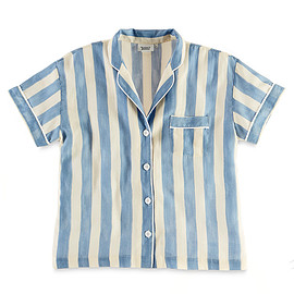 Sleepy Jones - Marina Short Sleeve Pajama Shirt