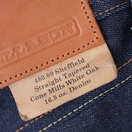 TELLASON - sheffield 16.5oz