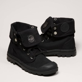 PALLADIUM - Baggy Canvas Boot