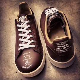 adidas, neighborhood - Stan Smith