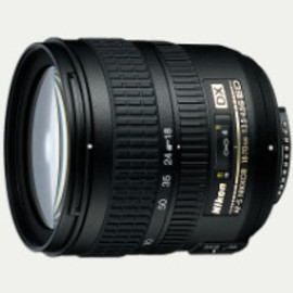 Nikon - AF-S DX Zoom-Nikkor 18-70mm f/3.5-4.5G IF-ED