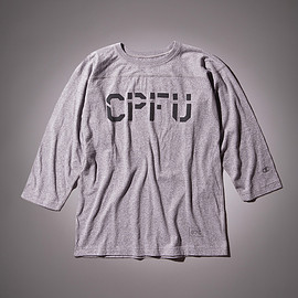 Chanpion - CPFU 87C JERSEY T-SHIRT