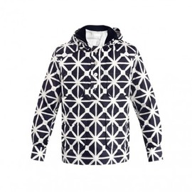BLACK FLEECE BY Brooks Brothers - Thom Browne for Brooks Brothers Geometric Windbreaker