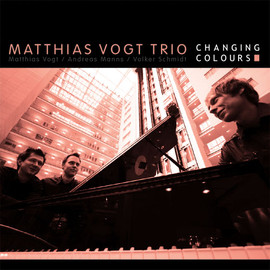 Matthias Vogt Trio - Changing Colours