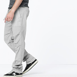 James Perse - CORDED COTTON PANT