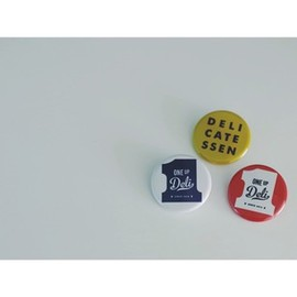 ONE UP Deli - Badge