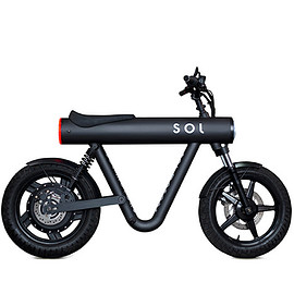 Sol Motors - Pocket Rocket