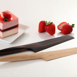 Andrea Ponti - Fusion Wooden Kitchen Knives Collection