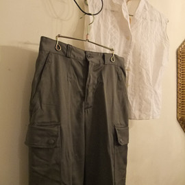 French Army Chino Trousers