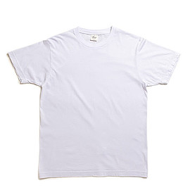 SBTRACT - Center Seam Crewneck Tee Shirts-L Gray
