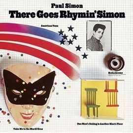 Paul Simon - There Goes Rhymin' Simon (ひとりごと)