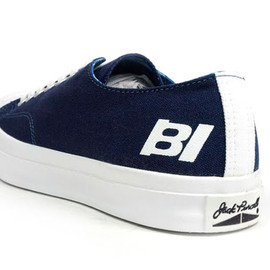 CONVERSE - JACK PURCELL BRANIFF COLORS NAVY