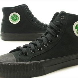 PF-FLYERS - PF Flyers Center High All Black