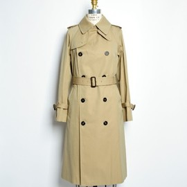 Drawer - trench coat