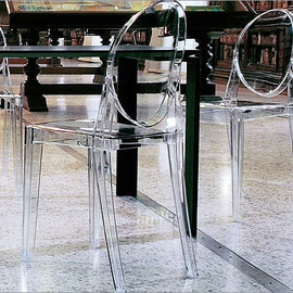 kartell - victoria ghost chair