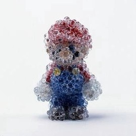 "Kohei Nawa - ""Super Mario Bubble"""