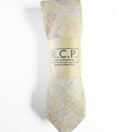 Read's Clothing Project - Spring Weight Multi Tweed Tie