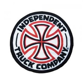 INDEPENDENT - LOGO RUG