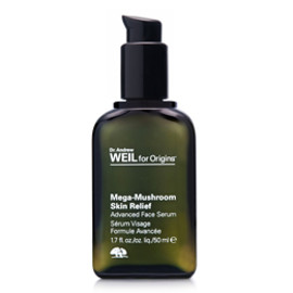 DR. ANDREW WEIL FOR ORIGINS MEGA MUSHROOM SKIN RELIEF - ADVANCED FACE SERUM