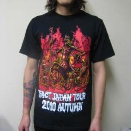 anvil - FACT tour 2010 autumn T shirt