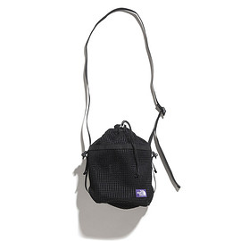 THE NORTH FACE PURPLE LABEL - Mesh Bucket Shoulder Bag-K