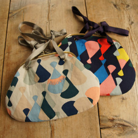 mina perhonen - ~tepee~cuddle bag(12SS)