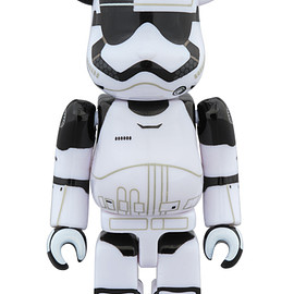 MEDICOM TOY - BE@RBRICK FIRST ORDER STORMTROOPER EXECUTIONER(TM) 100%