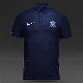 Nike - PARIS SAINT-GERMAIN CORE MATCHUP POLO