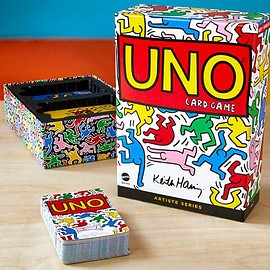UNO - UNO Artiste Series No. 2: Keith Haring