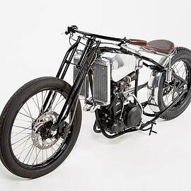 KTM - 620 Enduro bobber by Machine 1867