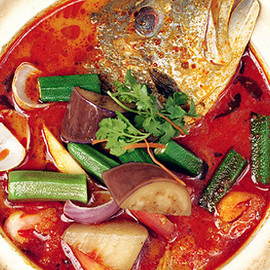 Singapore - Fish Head Curry