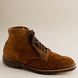 ALDEN - for J.Crew suede boots