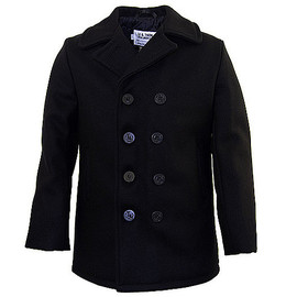 Shott - pea coat 740
