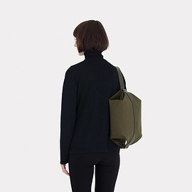 This is paper - Transfer Bag Army Green