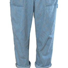 HEADGOONIE - HICKORY PAINTER PANTS