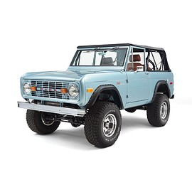 Ford - Bronco 1974