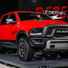 RAM Trucks - 2016 Ram 1500 Rebel