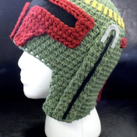 Boba Fett Star Wars Crochet Hat