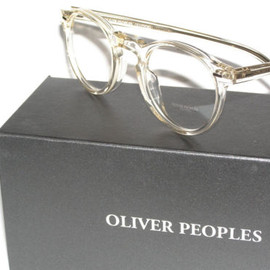 OLIVER PEOPLES -  Gregory Peck  Collection