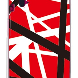 SECOND SKIN - ロックオマージュ レッド (クリア) / for Xperia acro IS11S/au