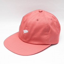 cup and cone - Six Panel Cap - Coral