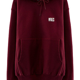 VFILES - VFILES PULLOVER HOODIE