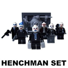 HENCHMAN LEGO SET