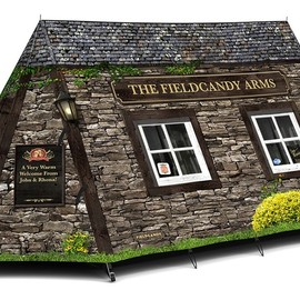 FieldCandy - WORLDS SMALLEST PUB