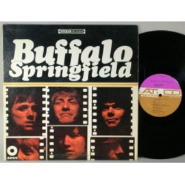 Buffalo Springfield - Buffalo Springfield (Record: Atco SD 38-200-A incl. For What It's Worth)