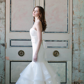 sareh nouri - mermaid wedding dress